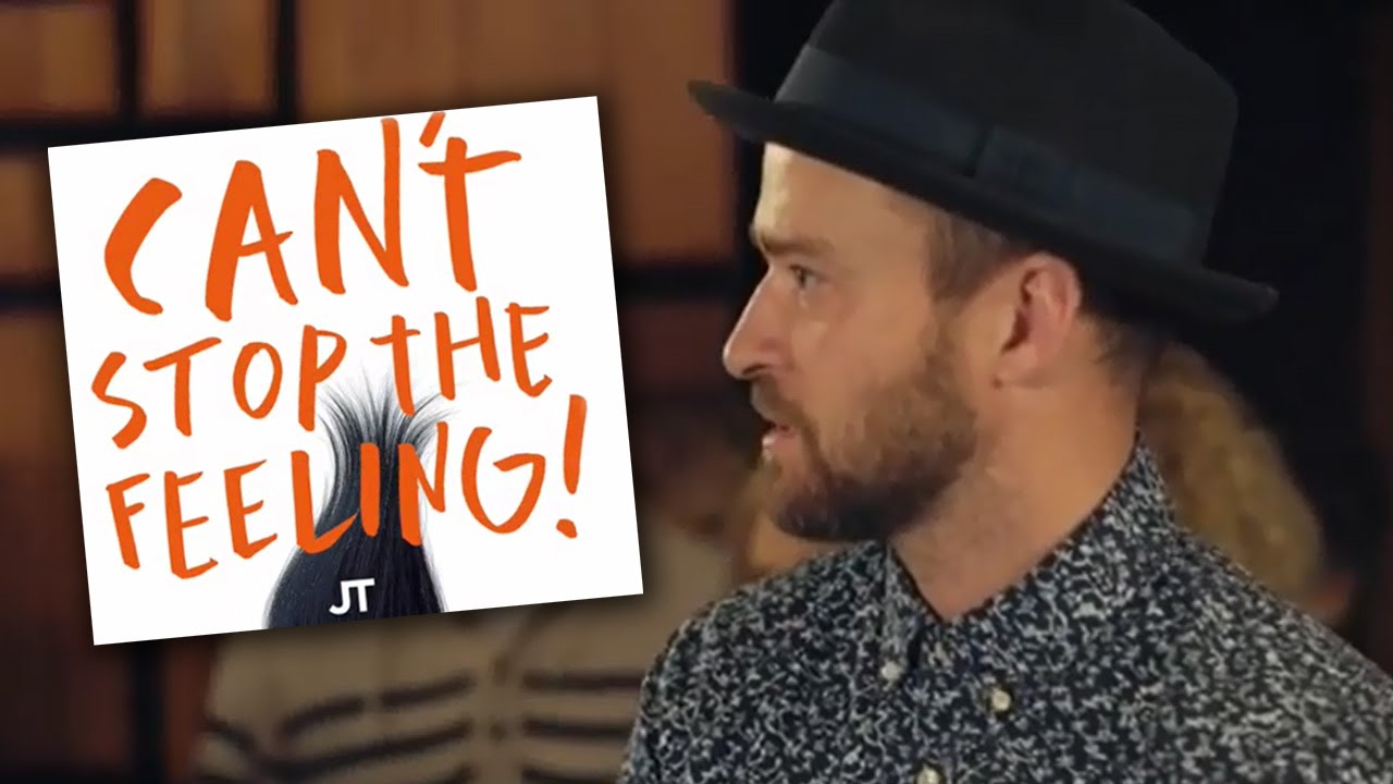 Justin Timberlake Releases New Cant Stop The Feeling First Listen Twitter Reactions