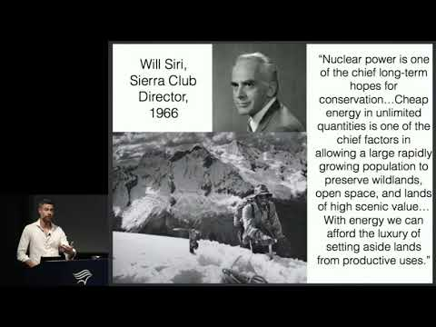 Michael Shellenberger - Why Environmentalists Will Save Diablo Canyon Nuclear Plant