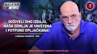 INTERVJU: Duci Simonović - Doživeli smo izdaju, naša zemlja je uništena i opljačkana! (9.11.2019)