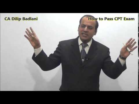 How to pass CPT exam...