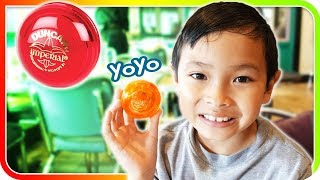 Toy Hunt for DUNCAN YOYO!!!