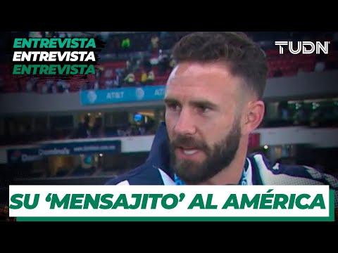 El 'mensajito' de Miguel Layún a la afición Americanista | TUDN