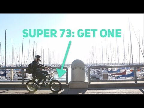 Lithium Super 73: Every SF Commuter needs one