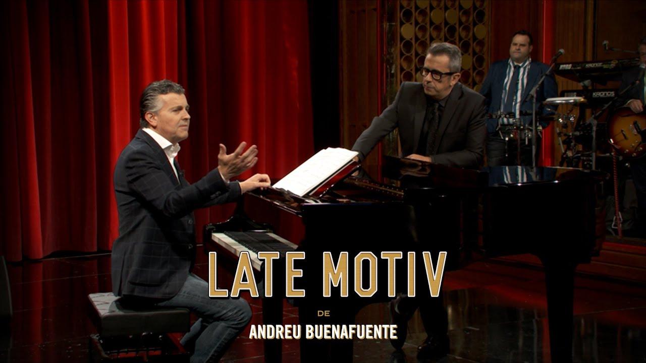 LATE MOTIV - Ramón Gener. Así funciona la música (V)   #LateMotiv881
