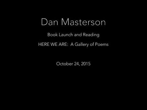 Dan Masterson Reading