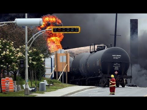 Bomb Train': Oil Execs Try to Blame Workers for Tragic Accident