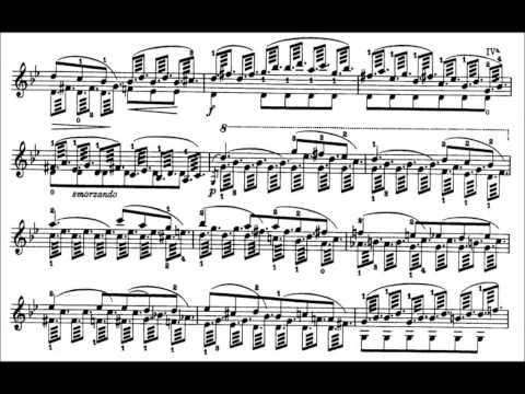 Niccolò Paganini - Caprice for Solo Violin, Op. 1 No. 6 (Sheet Music)