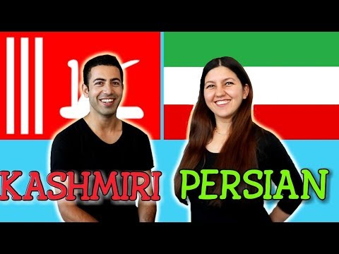 Similarities Between Kashmiri and Persian