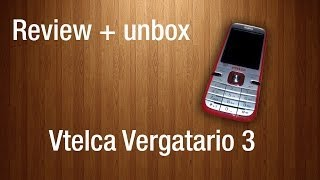 Review - Vtelca Vergatario