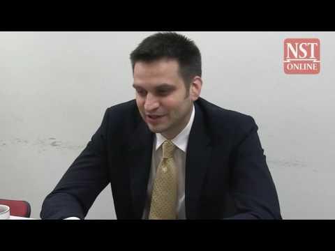 Interview with Ukraine Ambassador