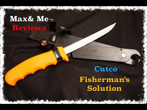 CUTCO FISHERMAN'S SOLUTION REVIEW