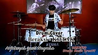Drum Cover (Beraksi - KOTAK)