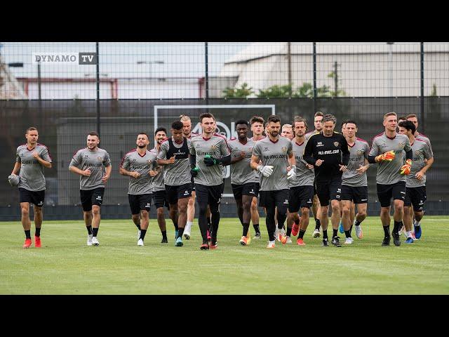 Dynamo startet in Sommervorbereitung