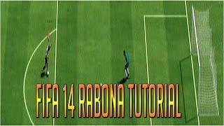 FIFA 14 - Rabona Tutorial