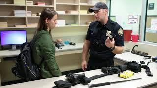 Русскоговорящий Полицейский в США. Что Входит в Экипировку.