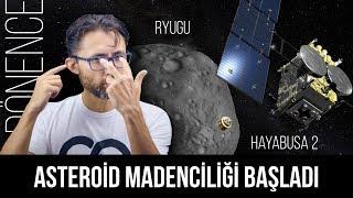 Japonlar bir asteroide ROBOT indirdi!