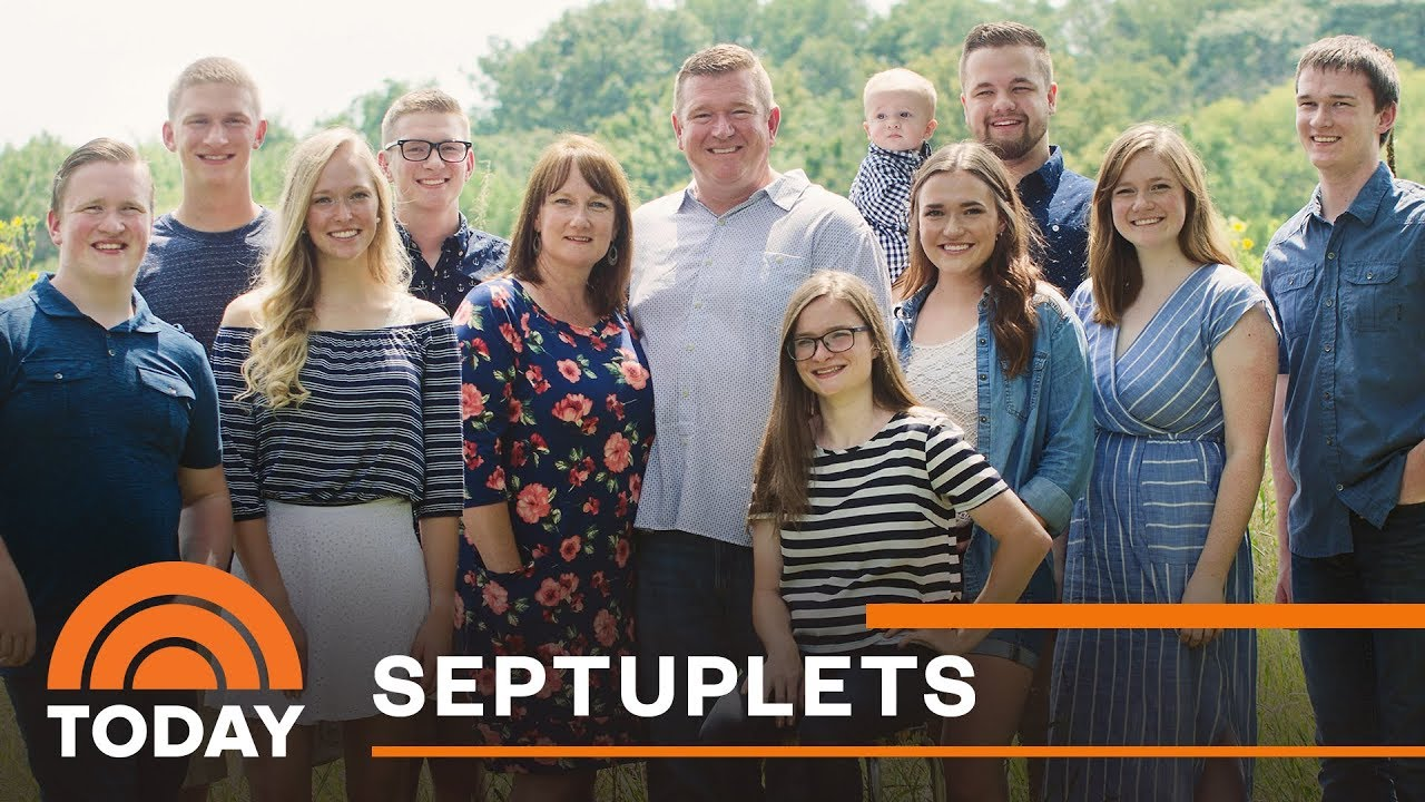 First Set Of Septuplets Turn 18 Catching Up With The