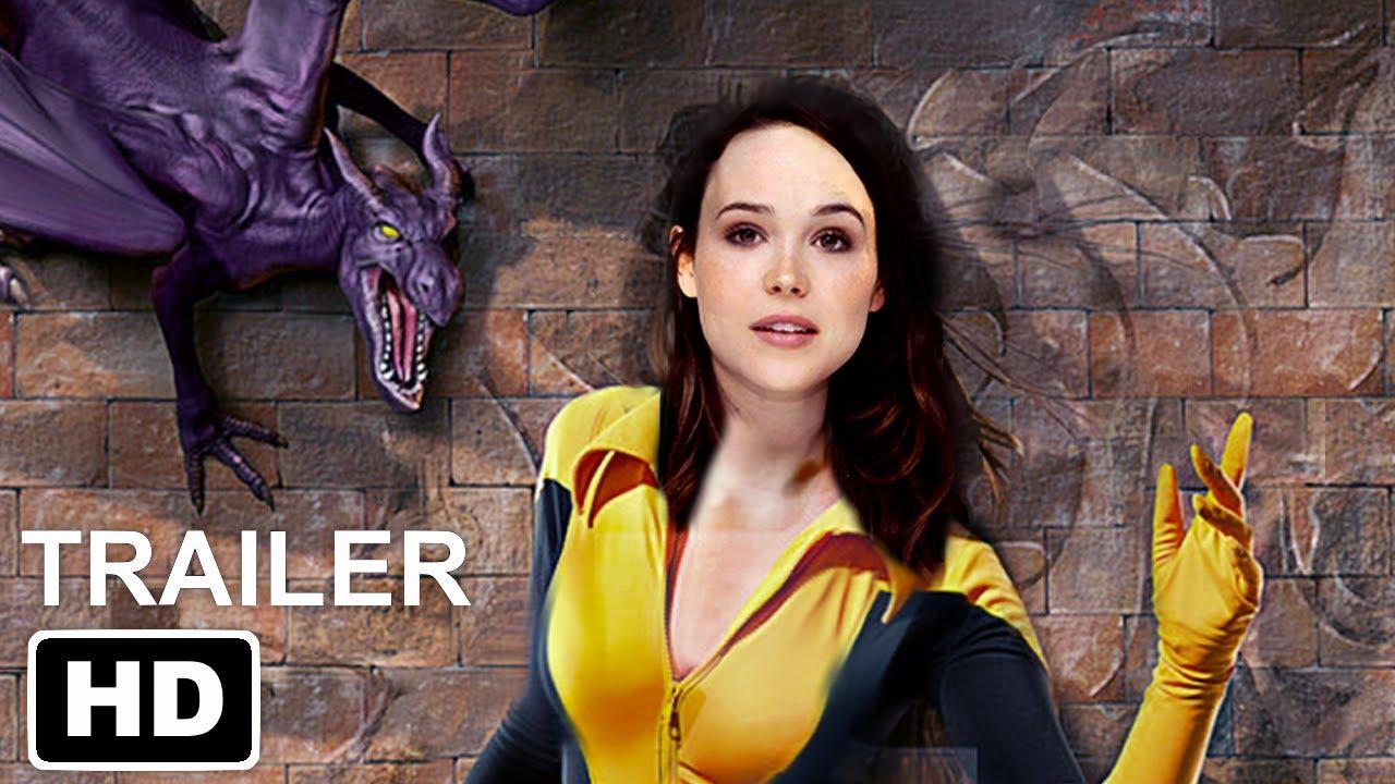 X-MEN: SHADOWCAT Teaser Trailer HD   Ellen Page, Patrick ...