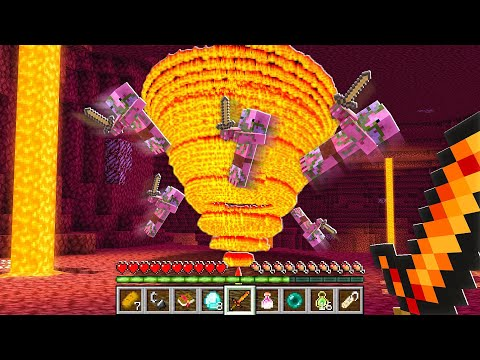 7 NEW Nether Enchants That Should Be Added To Minecraft!