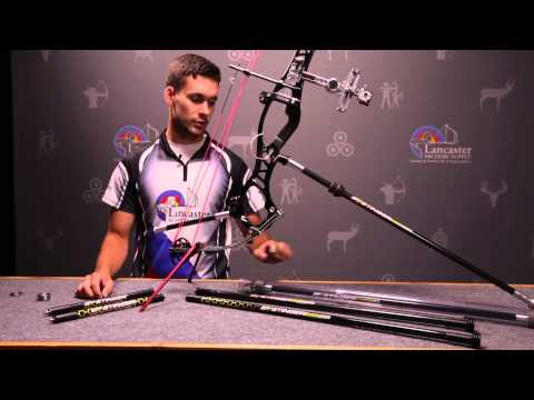 Bee Stinger Premiere Plus Stabilizer and Side Rod Review at LancasterArchery.com