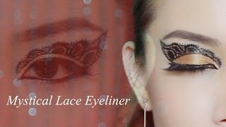 Mystical Lace Liner - Maybelline x Jasmine Tam, Malaysia Beauty YouTuber