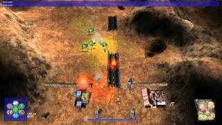Warzone 2100, classic free RTS game.