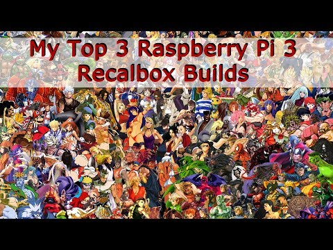 Top 3 Recalbox Builds 2019 – Raspberry Pi Retro Gaming