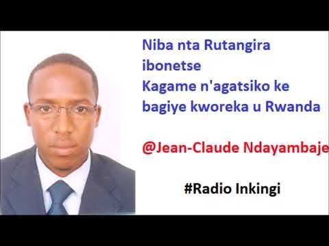 Niba nta Rutangira ibonetse, Kagame n'agatsiko ke bagiye kworeka u Rwanda