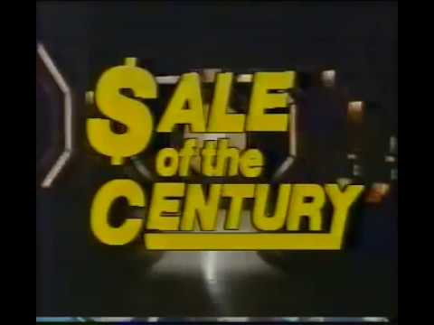 Sale of the Century 1982 Champion going for the Lot