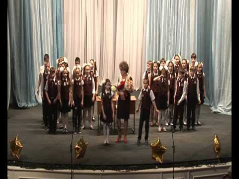 Битва хоров 2016 (МБОУ Гимназия г. Урай)