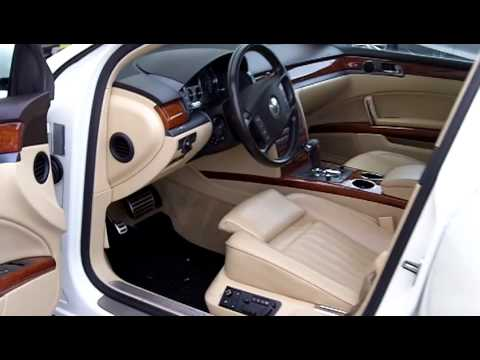 2005 Volkswagen Phaeton at Herzog-Meier - YouTube