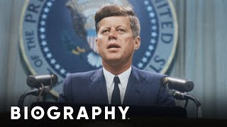 John F. Kennedy: The 35th President of the United States | Biography