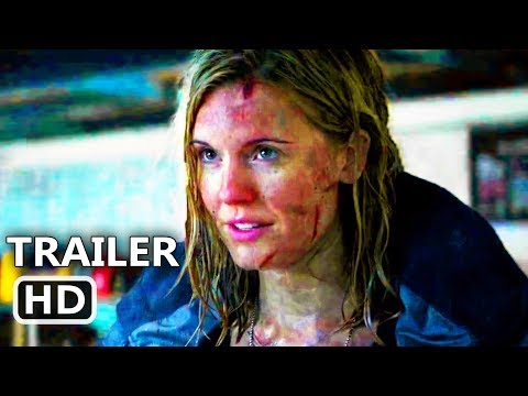 THE HURRICANE HEIST   2018 Maggie Grace, Action Movie HD