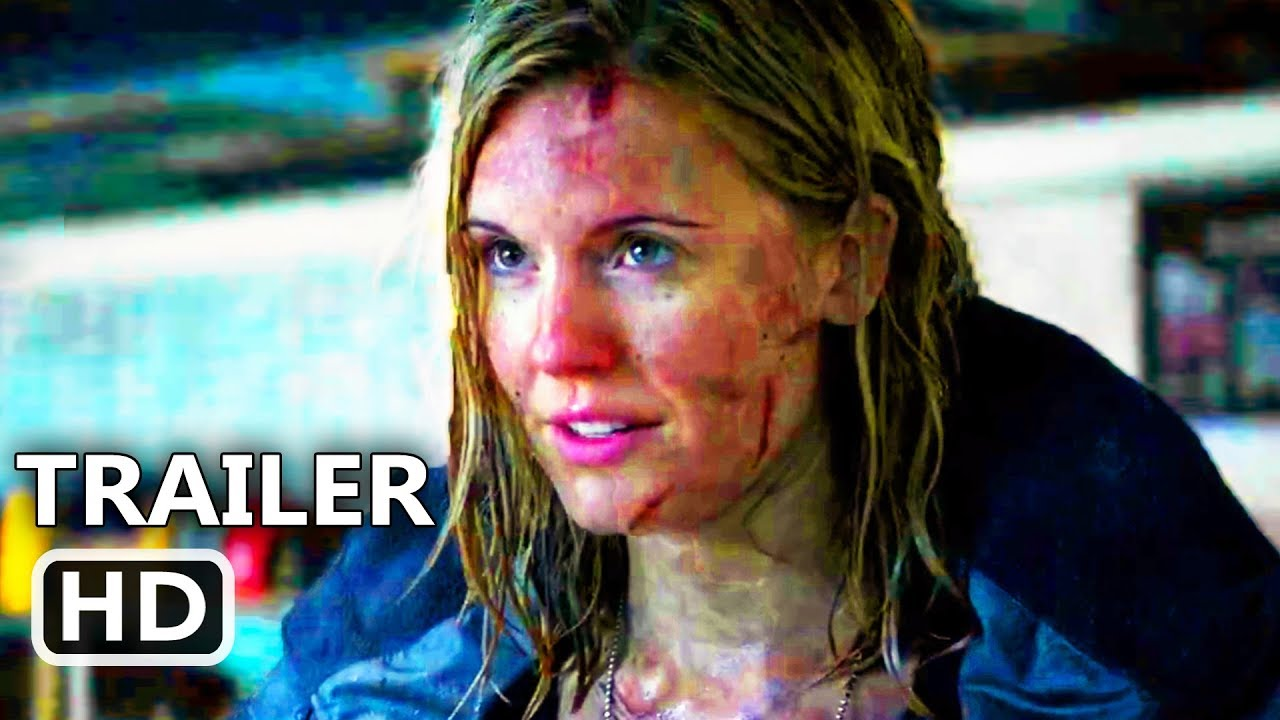 The Hurricane Heist Official Trailer 2018 Maggie Grace Action