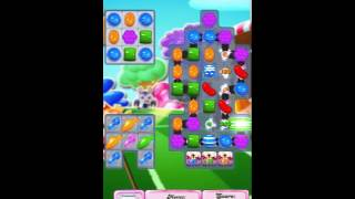 Candy Crush Saga Level 1432 No Booster with tips