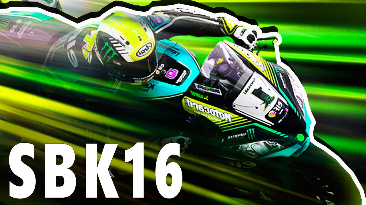 لعبه SBK16 Official Mobile Game