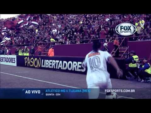 FOX Sports | Copa Bridgestone Libertadores | Atlético-MG X Tijuana