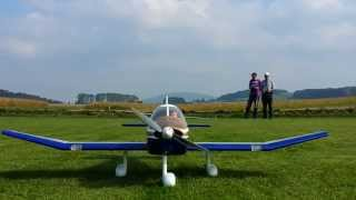 ASW27 4m im Schlepp mit SebArt Robin S50E