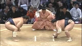 Ноябрьский турнир по сумо 2012 год 7-9 дни: Кюсю Басё (Фукуока) / Kyushu Basho (Fukuoka)
