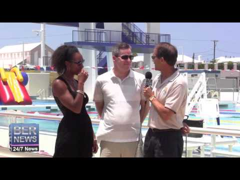 Platform Diving In Bermuda Gets A Boost, June 24 2014