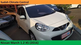 Nissan March 1.2 XS Facelift (2016) review - Indonesia
