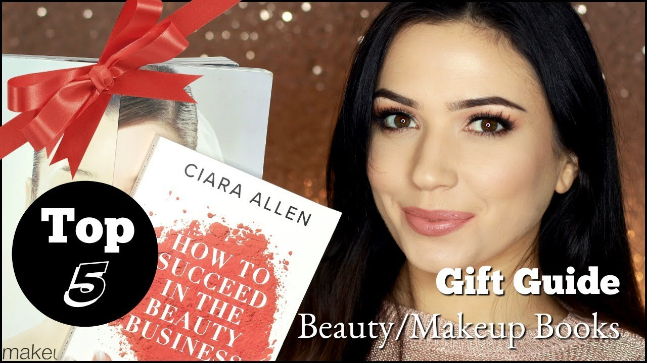 5 Top Reviewed Brainy Books For Holiday >> Top 5 Makeup Books Holiday Gift Guide Youtube