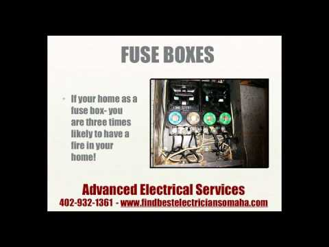 Omaha Electrician Teaches Electrical Panel Replacement Tips
