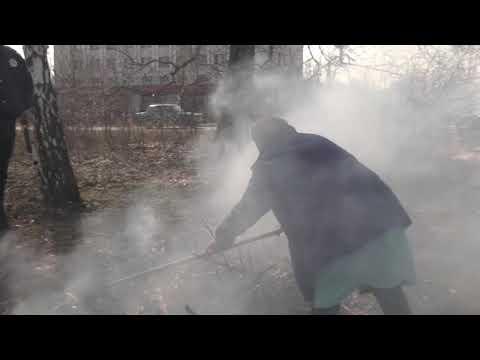 DSNSKHM: На Хмельниччині за спалювання сухої трави до відповідальності притягнули чергового «палія»