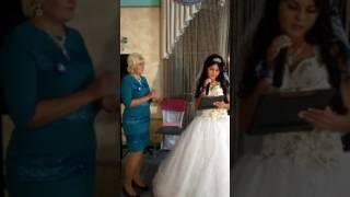 СВАДЕБНАЯ ПЕСНЯ ДЛЯ МАМЫ