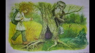 Пра міфічных істот (духаў) (+ілюстрацыі)