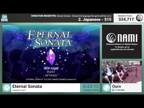 Eternal Sonata by Ourolen (RPG Limit Break 2016 Part 27)