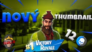 *NOVÝ* HACIVAT SKIN / Fortnite Battle Royale Solo Gameplay / Alkan