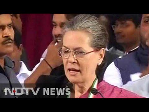 In AgustaWestland scam, BJP to name Sonia Gandhi in Parliament