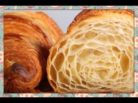 рецепт французских круассанов